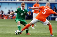 Fine start to the European Championships for Ireland U17s as Dutch left frustrated