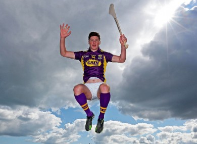 Conor McDonald starred for Wexford tonight.