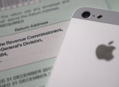 Such a proposal would affect those multinational companies based in Ireland such as Apple.