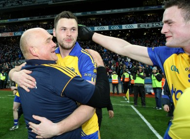 John Evans has recalled Donie Shine to his Roscommon starting side.