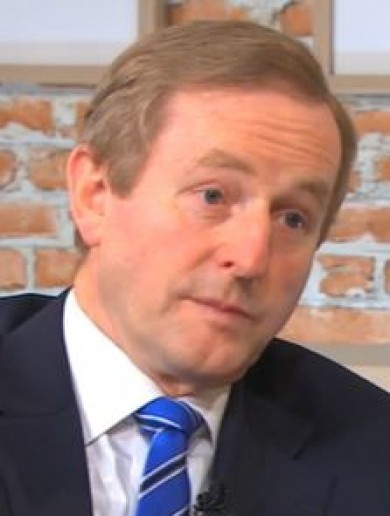 Enda Kenny buttered scones on TV – and talked about his same-sex marriage 'journey'