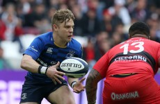 Five changes for Leinster as O'Connor's men look to salvage season