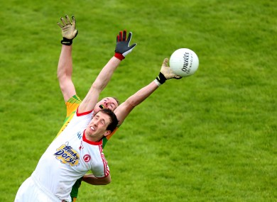 Ballybofey is the venue for Sunday's Tyrone and Donegal showdown.