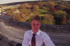 A Northern Irish student spent a year travelling and his video is amazing