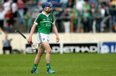 'I did not strike the player' – Limerick hurler Seanie Tobin hits out after failed red card appeal