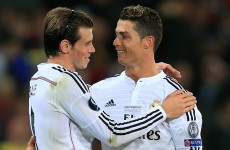 Giles: 'If I was Bale I'd tell Ronaldo to F off'