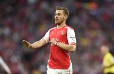 Is Aaron Ramsey really worth £50million and good enough to play for Barca?