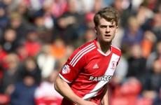 Former Ireland striker included in England's U21 European Championships squad