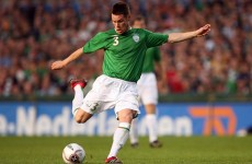Have you any idea where Steve Finnan has got to…?