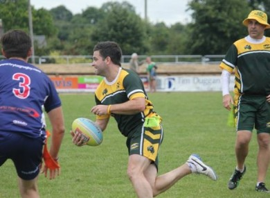 The Tag Rugby World Cup takes place this December in Australia.