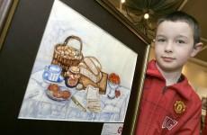 Irish teen's award-winning painting to go on show in Milan