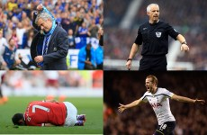 Big money signings and referees – the winners and losers from the Premier League season