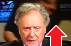Someone fell over on Vincent Browne last night and oh, how everyone laughed