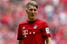 Schweinsteiger should not join Manchester United, warns Beckenbauer