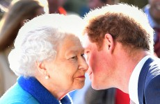 Prince Harry was knighted by his granny and the internet ripped the piss out of him