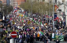 Poll: A retailers group thinks water protests contributed to Clerys decline, do you?