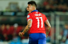 Red hot Chile striker sends hosts into Copa America final with this stunning strike