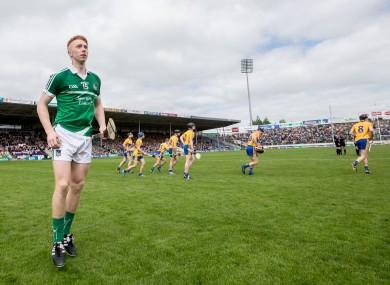 Limerick teenager Cian Lynch.