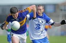 Tipperary will find out later today if Colin O'Riordan can play against Kerry