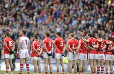 Cork trio out injured for Munster final as management don't respond to criticism