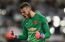 De Gea coy over Manchester United future: We'll see what happens