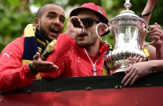 Wilshere stunned by FA charge over Tottenham chants – 'It was just a bit of fun'