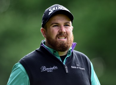 Ireland S Shane Lowry Among 3 Golfers To Accept Us Pga