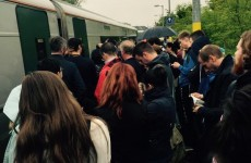 Anger as train passengers held up by fare evader who refused to pay fine