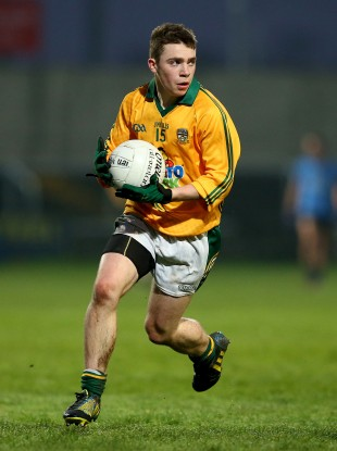 Joey Wallace has been named in the Meath side for the first time.