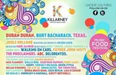 Here's some happy news if you had tickets for the cancelled Killarney Festival