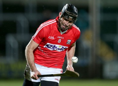 Cork star Mark Ellis had an early love for Clare hurling.