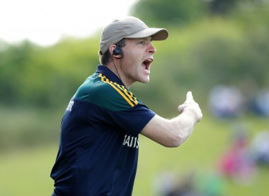 Meath boss Mick O'Dowd has made five changes to his starting line-up.