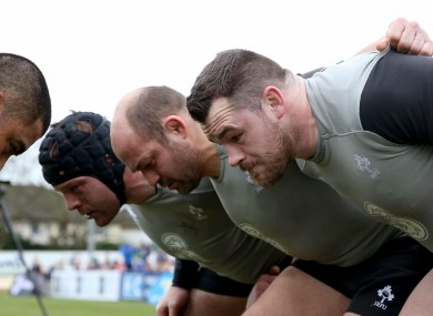 Ross, Best and Healy all look certain to play.