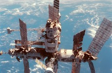 There's a lot of rubbish in space and it's becoming a big problem