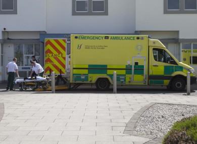 Portlaoise Hospital A&E