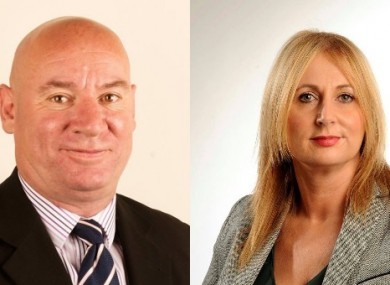 The controversy over the sanctioning of these two councillors rumbles on