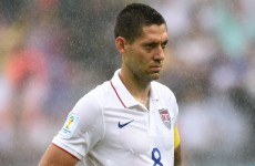 Clint Dempsey receives 2-year cup ban for incident with referee