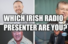Which Irish Radio Presenter Are You?