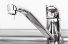There'll be water shortages across Dublin all day today