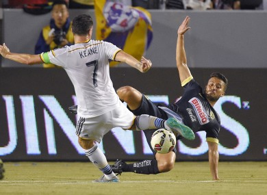 Robbie Keane has been a revelation since joining LA Galaxy.