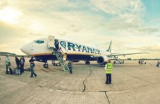 The Ryanair family is going to Israel