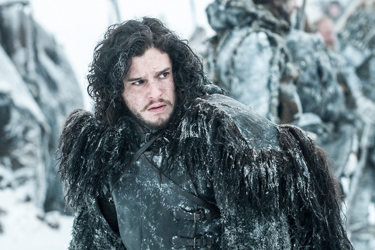 Jon Snow was spotted in Belfast and Game of Thrones fans are ...