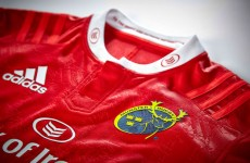 What do you think of Munster's new home and alternate kits?