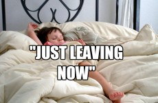14 essential facts of life for people who are late all the time
