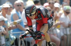 No birthday cheer for Nicolas Roche as records broken on opening day of Tour de France