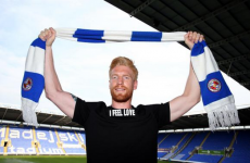 'I feel love' – Paul McShane has found himself a new club