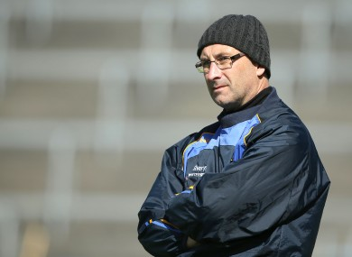 Peter Creedon won't be the next Cork senior football team manager.