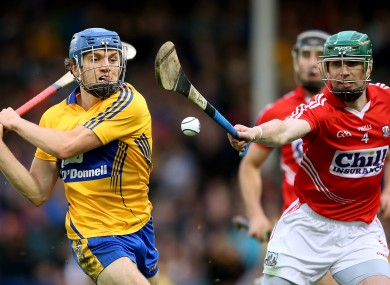 Shane O'Donnell is in the Clare U21 team to face Waterford.
