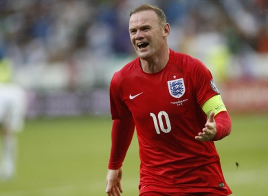 Rooney is currently in America as United prepare for the new season.
