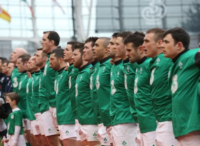 THE IRFU's deal with 02, and then Three Ireland has been in place since 2006.